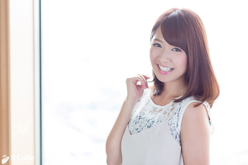 S-Cute 485 Wakaba #1 清楚な美女と大人のムード漂う濃厚エッチ
