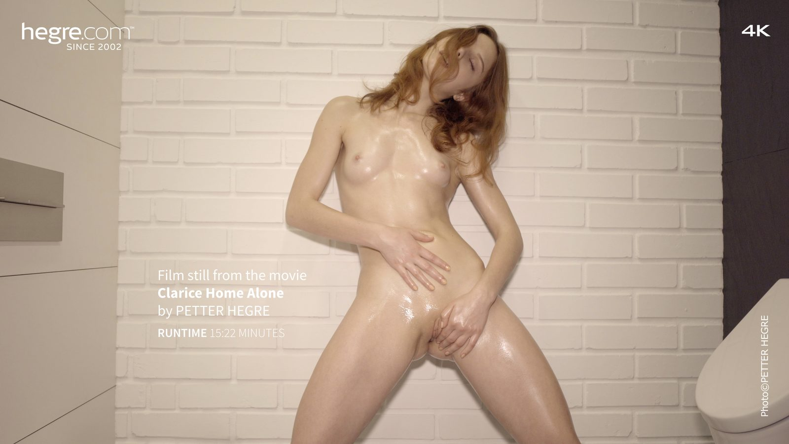 2 Hegre-Art 2017-01-10 Clarice Home Alone 1080P