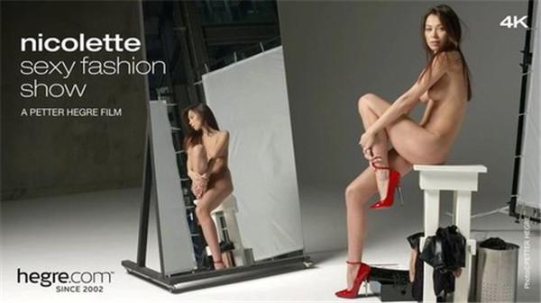 Nicolette_1 Hegre-Art 2017-01-31 Nicolette Sexy Fashion Show 1080P