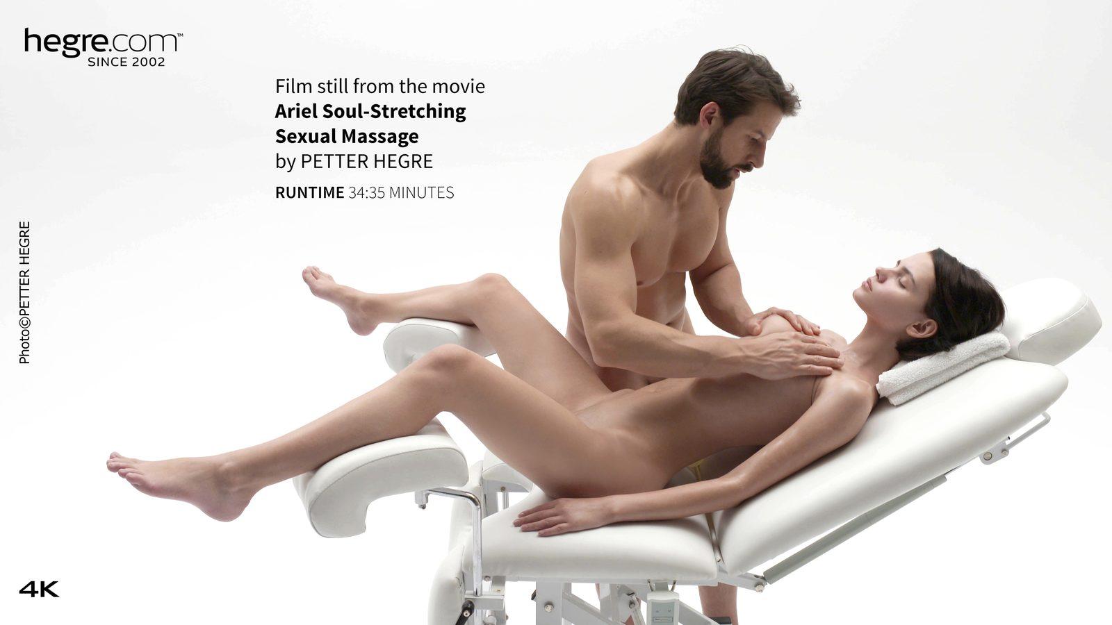 287452 hegre-art 2017-02-28 Ariel Soul-Stretching Sexual Massage