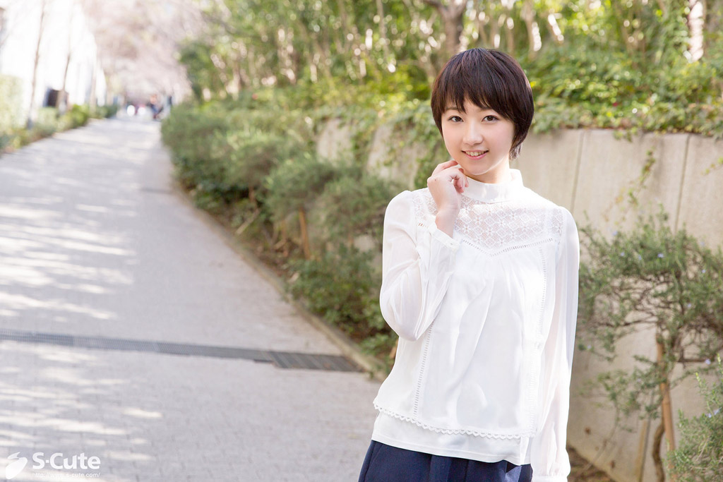 S-Cute 503 Tsubasa #2 ムラムラが隠し切れない恥じらいエッチ