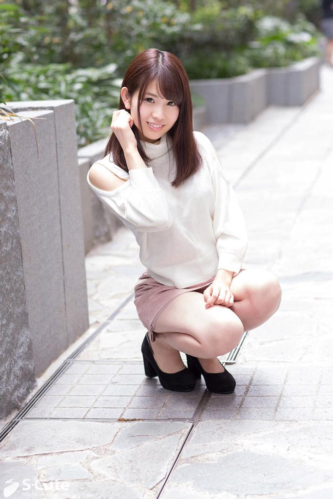 S-Cute 504 Aya #2 ベッドまで待てないっ!