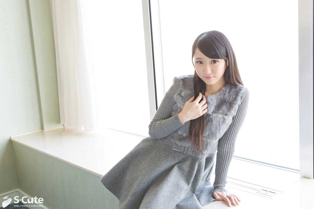 S-Cute 510 Haruna #1 ほんわり幸せなラブラブエッチ
