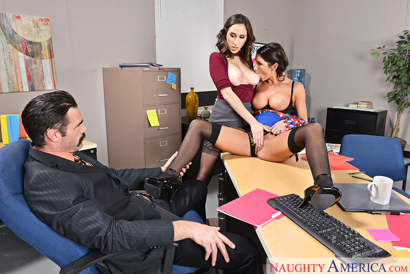 [naughtyamerica]2017-04-21 Naughty Office