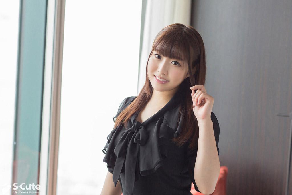 S-Cute 519 Nonoka #1 愛嬌たっぷりの巨乳美女と愛液たっぷりのSEX
