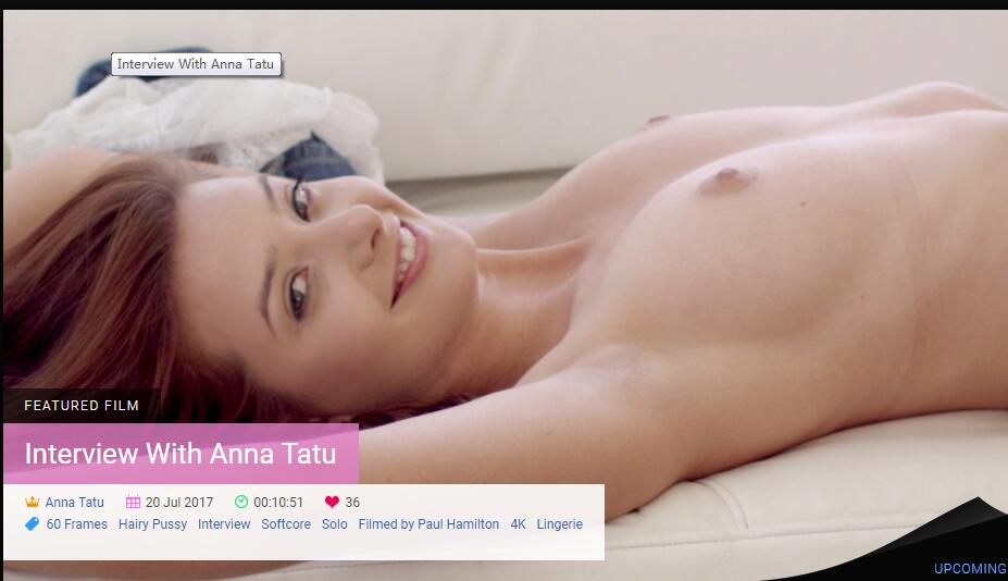 [Wow]2017-07-19 Interview With Anna Tatu