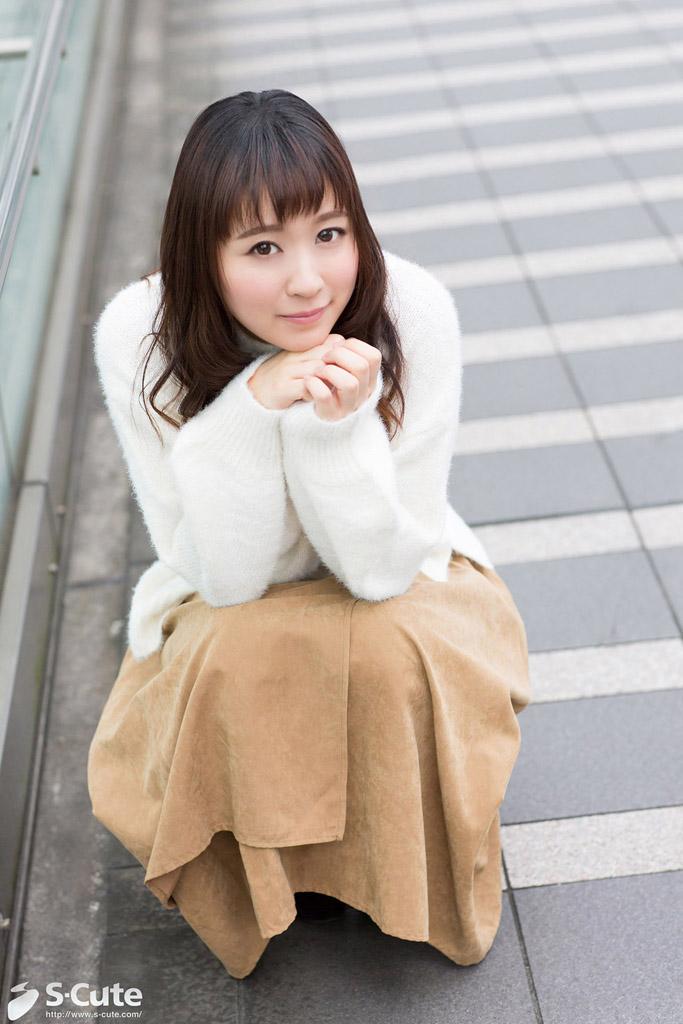 S-Cute 498 Yura #1 照れ屋で濡れやすい美少女のドキドキH